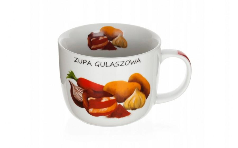 Kubek na zupę 730ml Gulaszowa