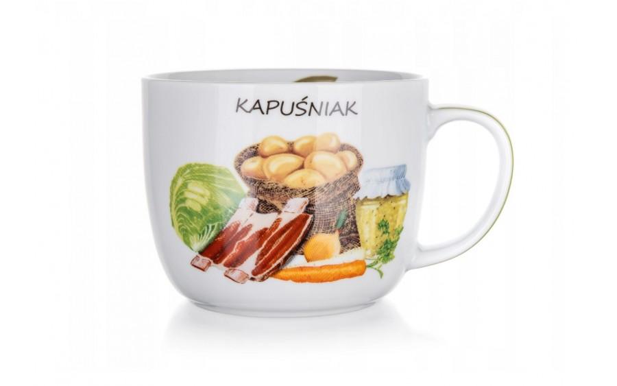 Kubek na zupę 730ml Kapuśniak