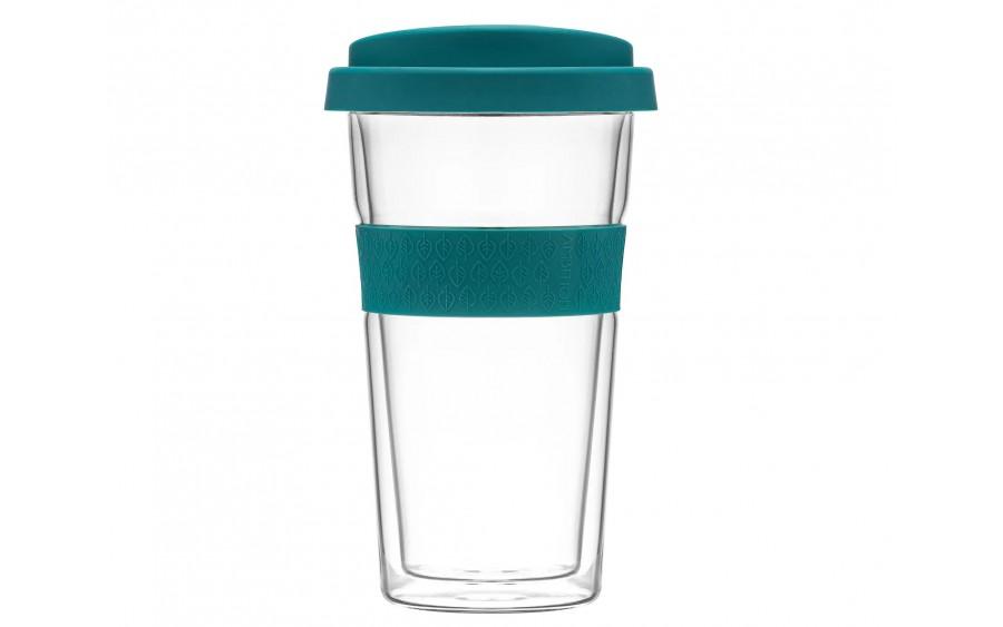 Kubek/szklanka termiczna Bizet 400 ml Emerald AMBITION