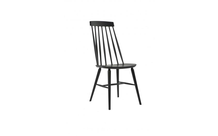 Krzesło Soho buk czarny