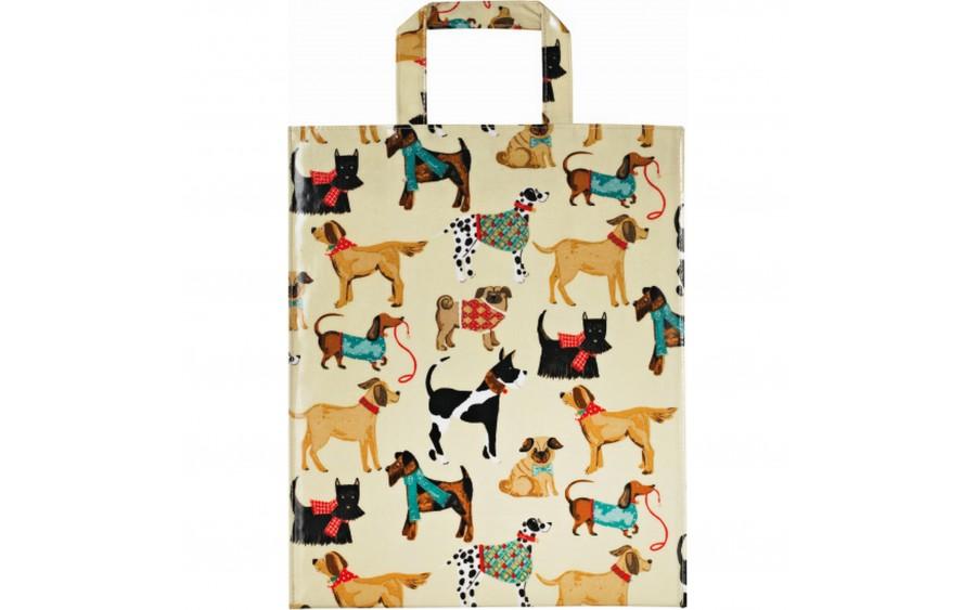 Średnia torba PVC Ulster Weavers Hound Dog