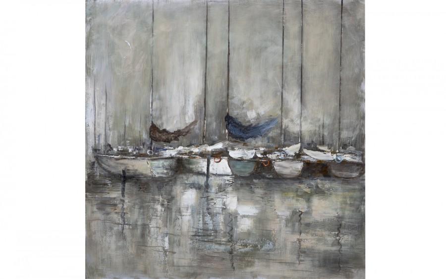 Obraz 100x100 cm Timeless Harbour