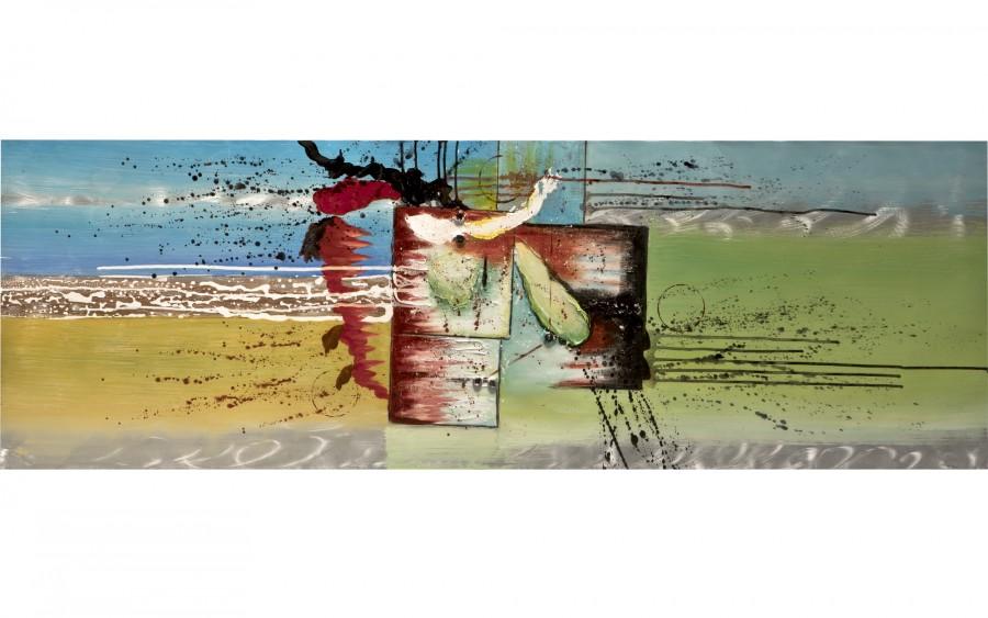 Obraz abstrakcyjny 50x150 cm Seasons