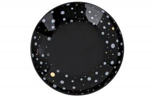 Talerz głęboki Black Galaxy 21 cm