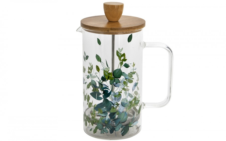 Zaparzacz do kawy/herbaty 600ml liście