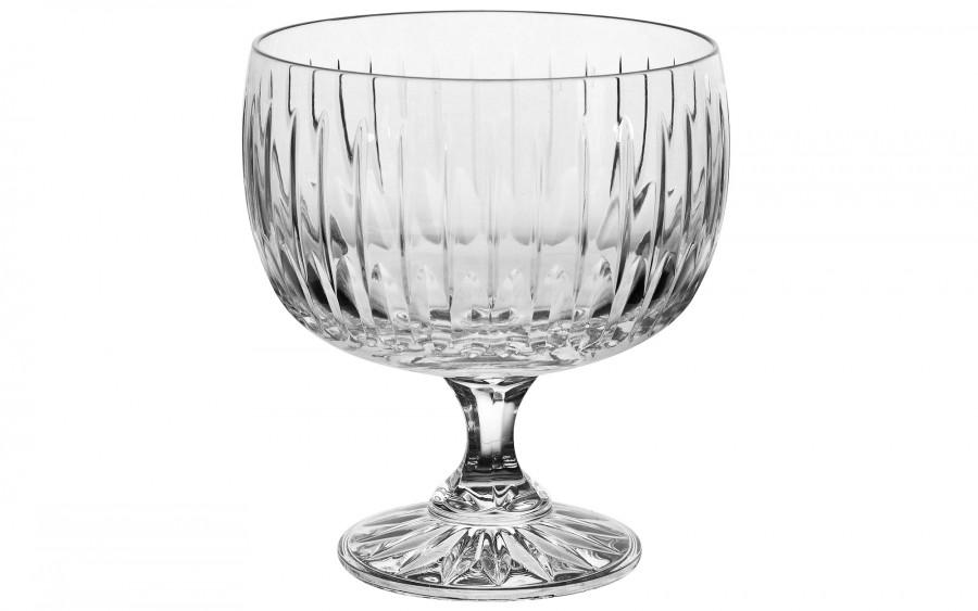 Pucharek kryształowy do lodów