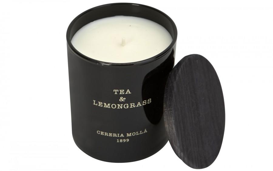 """Świeca 230 g """"Tea and Lemongrass"""""""