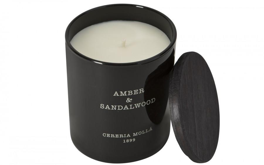 "Świeca 230 g ""Amber Sandalwood"""