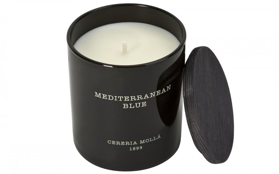 """Świeca 230 g  """"Mediterranean Blue"""""""