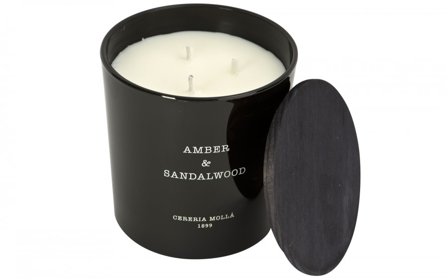 "Świeca 600 g ""Amber Sandalwood"""