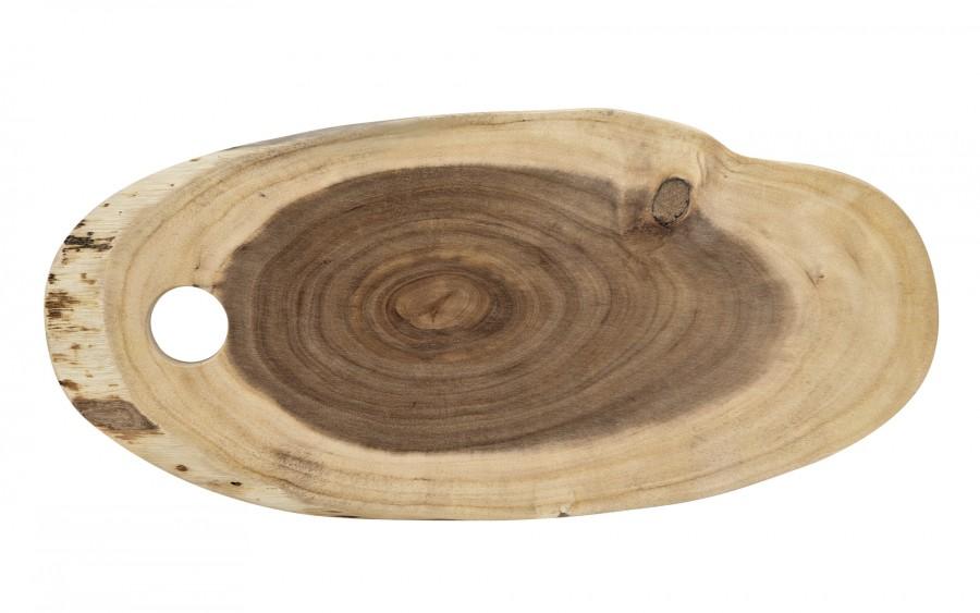 Deska do krojenia akacjowa 35cm