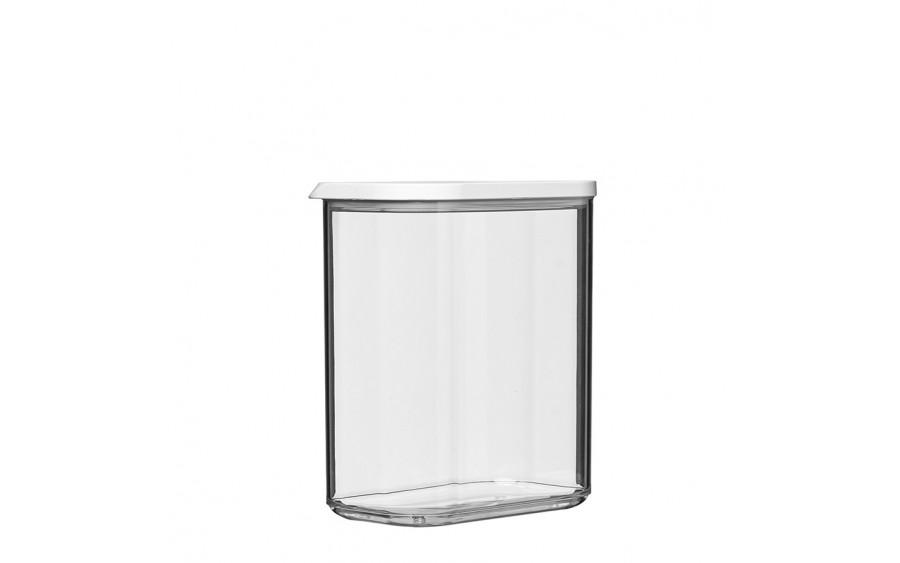 Pojemnik na żywność Modula 1,5L Biały