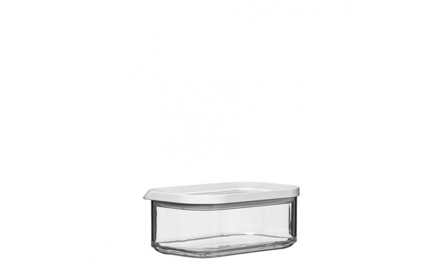 Pojemnik na żywność Modula 450ml Biały