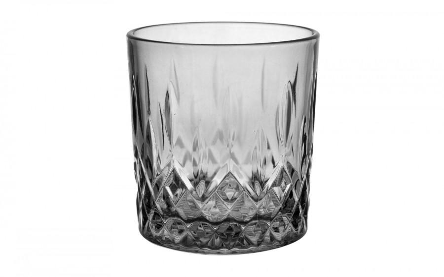Szklanka niska 280 ml szara