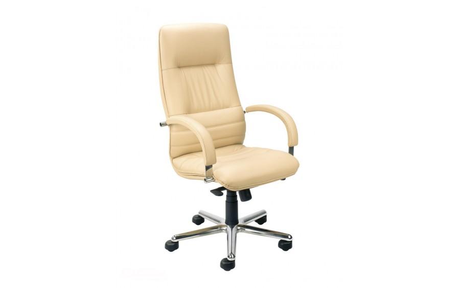 LINEA fotel biurowy steel 04 chrome