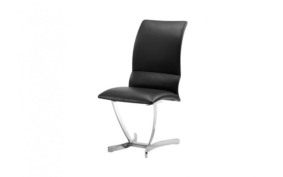 Krzesło F3168BA Czarne