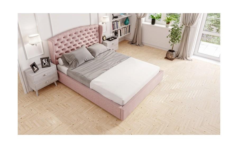 Łóżko tapicerowane Luxury X