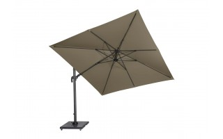 Parasol ogrodowy Falcon T¹ 3mx2m (taupe)