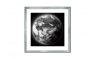 Obraz szklany 60x60 Planeta