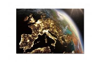 Obraz szklany 120x80 Ziemia (260324)