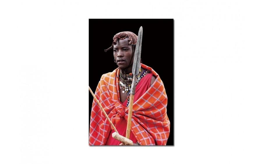 Obraz szklany 80x120 Masaj