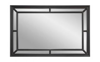 Lustro 85x130cm Country Black (280748)