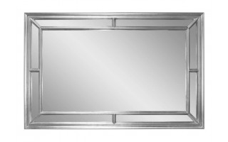 Lustro 85x130cm Antique Silver (280746)