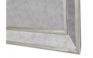Lustro 80x120cm Country Silver (280778)