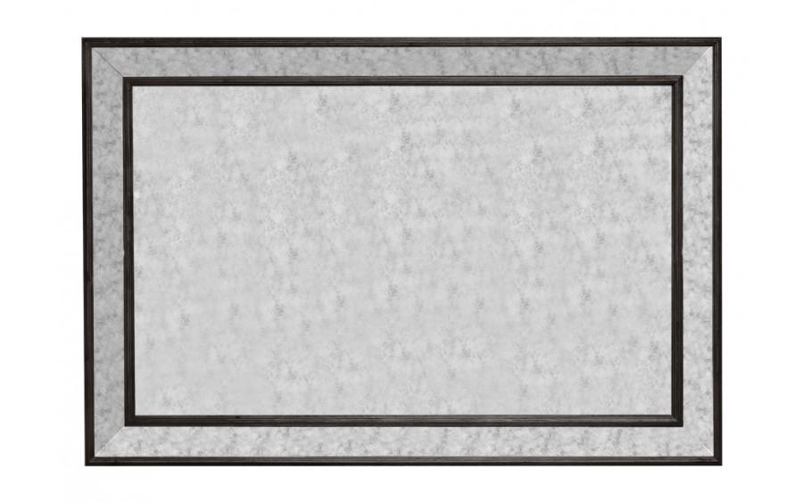 Lustro 80x120cm Country Black (280779)