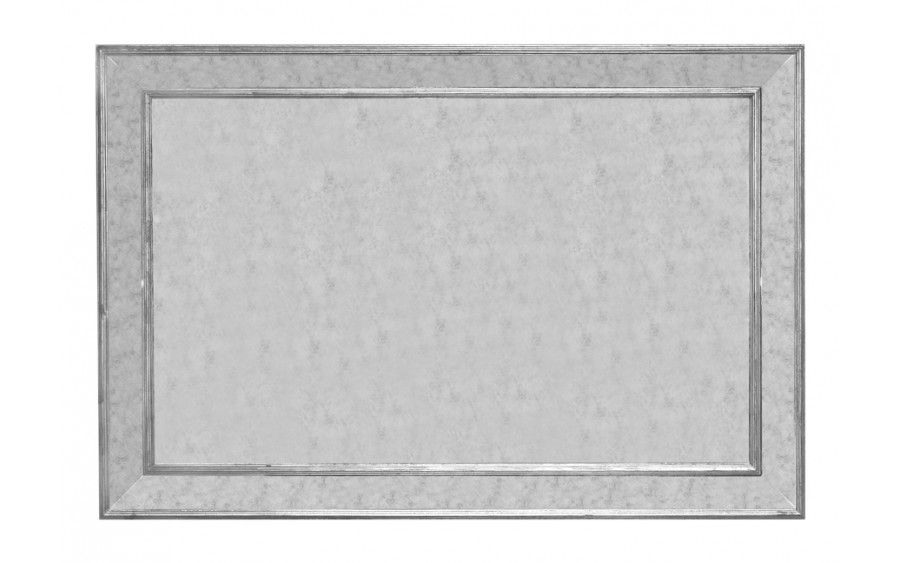 Lustro 80x120cm Antique Silver (280777)