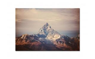 Obraz szklany 120x80 Szczyt (260247)