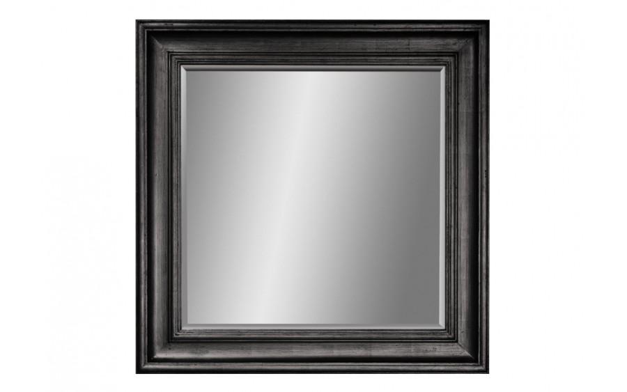 Lustro 100x100cm Country Black (280767)