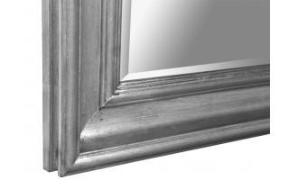 Lustro 100x100cm Antique Silver (280765)