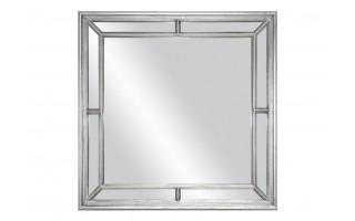 Lustro 100x100cm Antique Silver (280720)