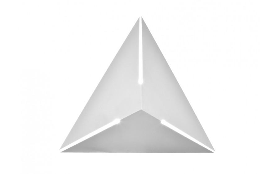Kinkiet Pyramid MB-5122A biały (277898)
