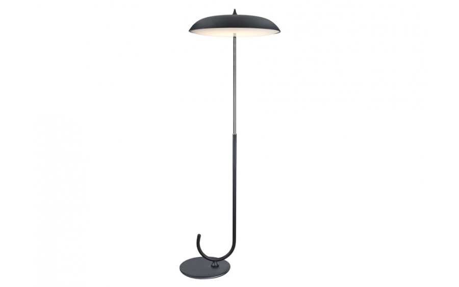 Lampa podłogowa Parasol AL3002-1M Czarna (277972)