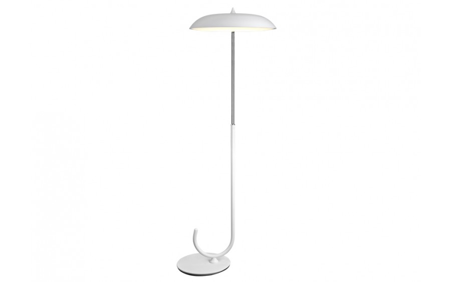 Lampa podłogowa Parasol AL3002-1M Biała (277973)