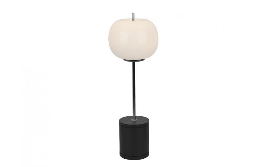 Lampa stołowa Jabłko MT5069-1A srebrna (277920)