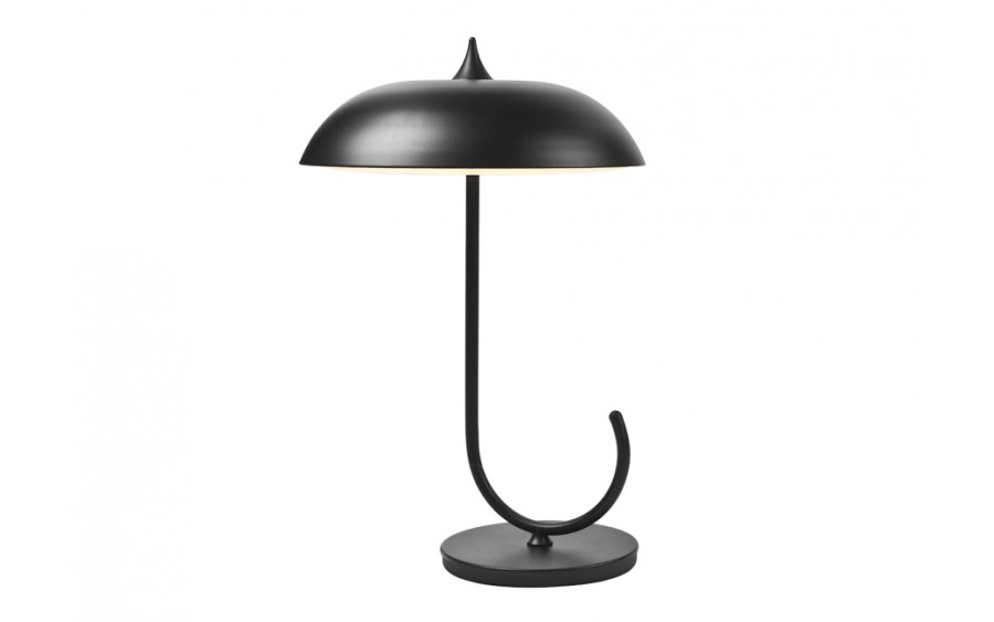 Lampa stołowa Parasol AT3002-1 Czarna (277970)