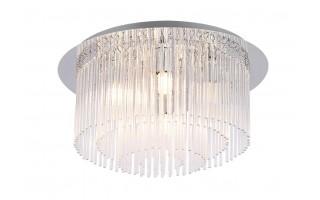 Lampa sufitowa kryształowa IP44 18089-L