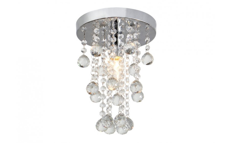 Lampa sufitowa kryształowa  18028