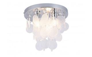 Lampa wisząca kryształowa IP44 łazienkowa18136-M