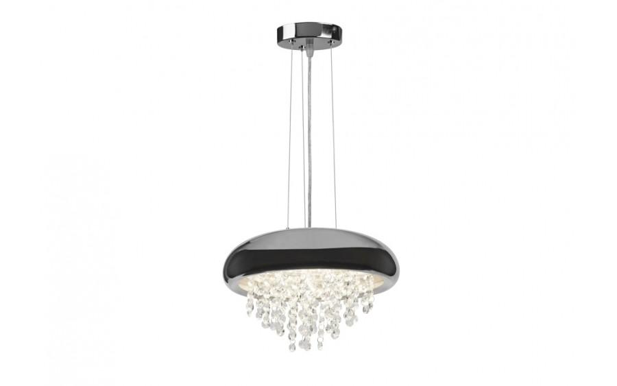 Lampa wisząca kryształowa 18096-L