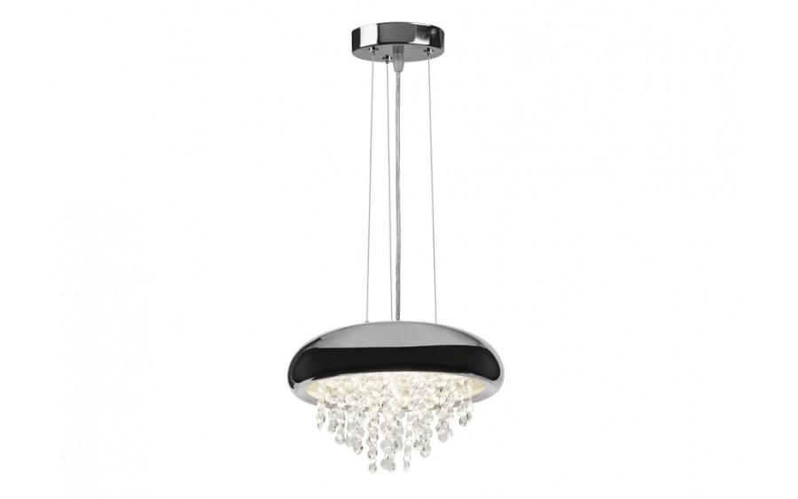 Lampa wisząca kryształowa 18095-S