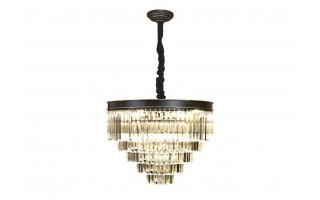 Lampa wisząca kryształowa Monk 33291/25