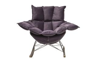 Fotel bujak HE325-2 wrzos