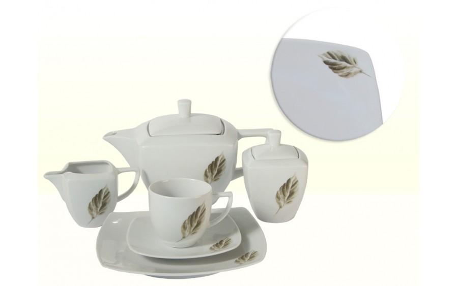 Serwis do Herbaty Leaf 12/27 PROMO