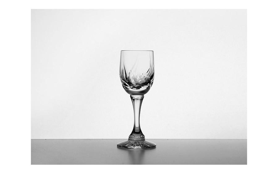 Kieliszek kryształowy Zawiercie likier 45ml