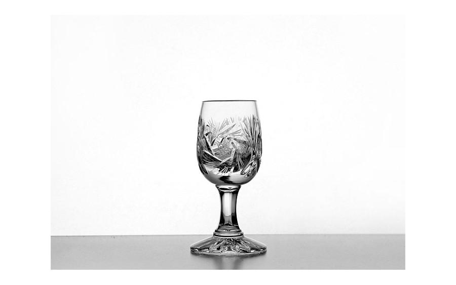 Kieliszek kryształowy Zawiercie do wódki 25ml