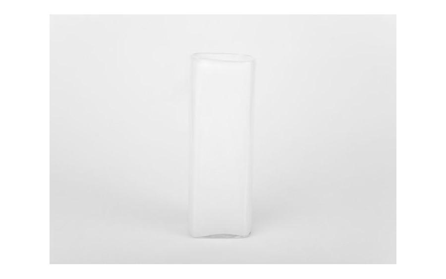 Wazon 8 x 5 x 22cm biały